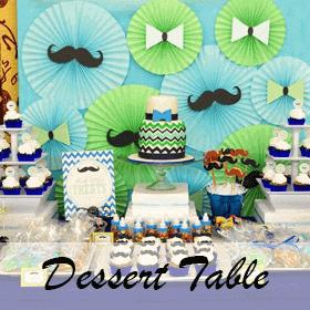 Dessert Table Decoration